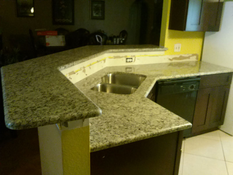 granite countertops bar sink orlando Stone Point Granite Countertops